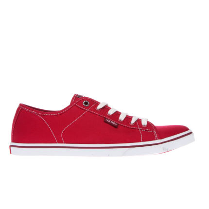 Vans Ladies Ferris Lo Pro Casual Shoes