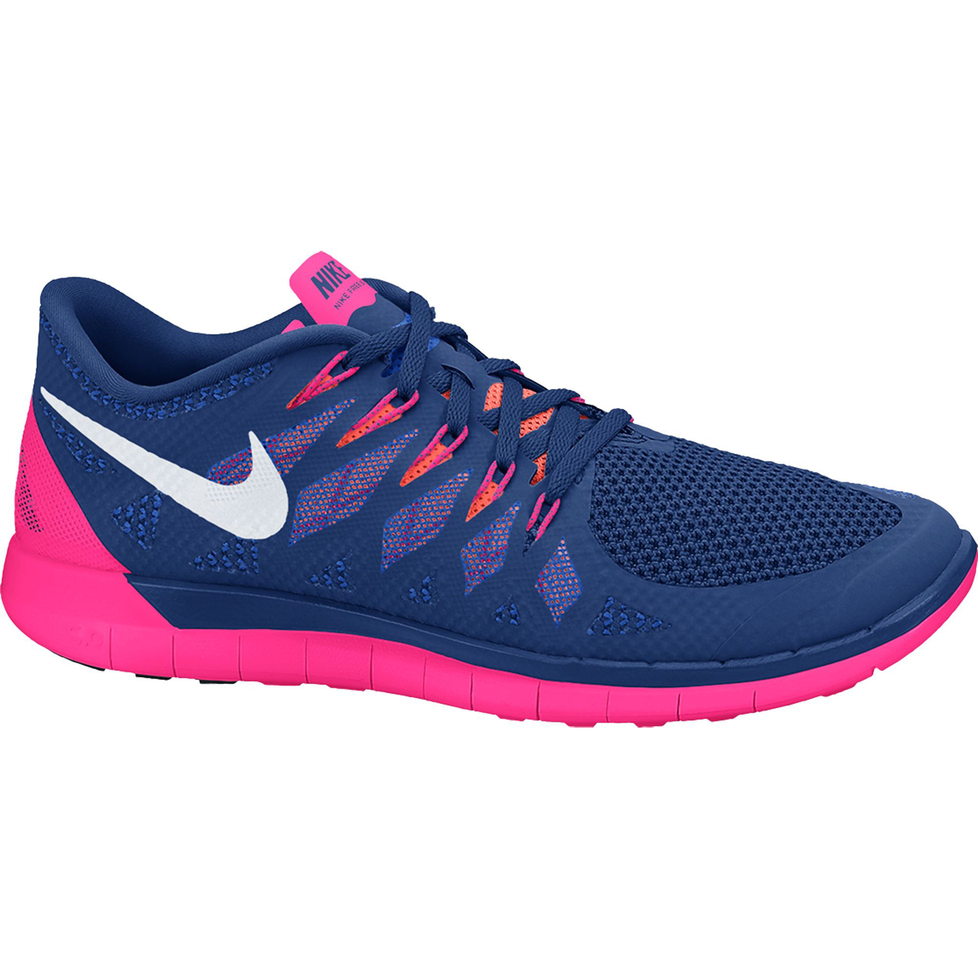 free 5.0 running shoe women