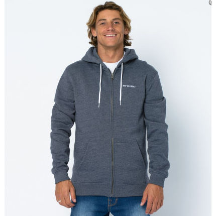Animal Laroc Zip Through Hoody
