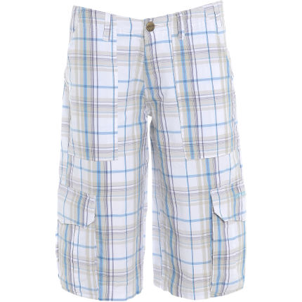 Animal Women's Granisle Check Cargo Short