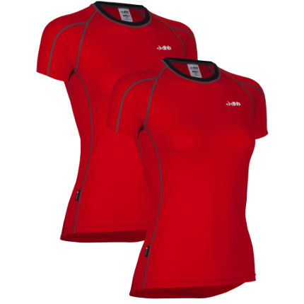 dhb Women's Active SS Base Layer- Buy 1 Get 1 Free