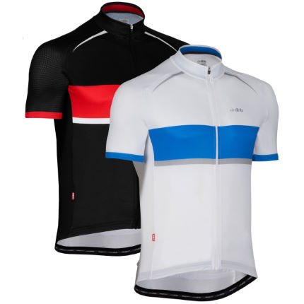 dhb Classic Short Sleeve Jersey-Pack of 2