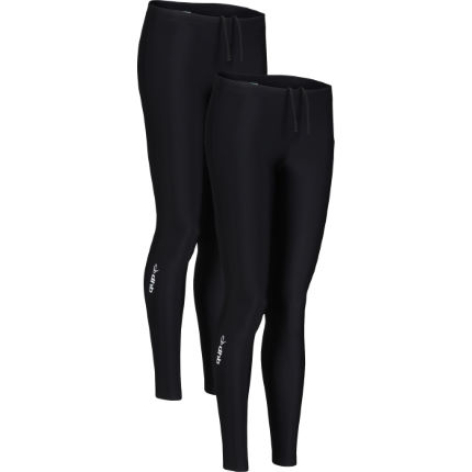 dhb Women's Active Running Tight-Pack of 2