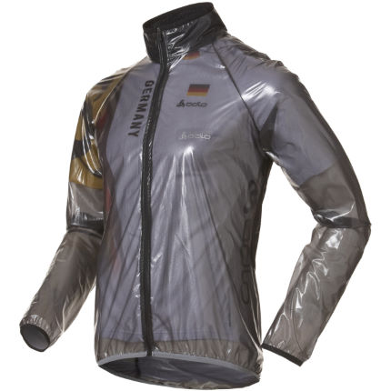 Odlo Mud Hardshell Transparent Jacket