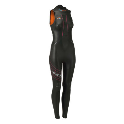 blueseventy Ladies Reaction Sleeveless Wetsuit SS14