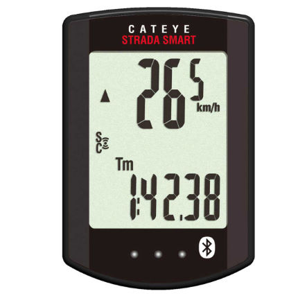 Picture of Cateye Strada Smart With Speed/Cadence/HR Sensors