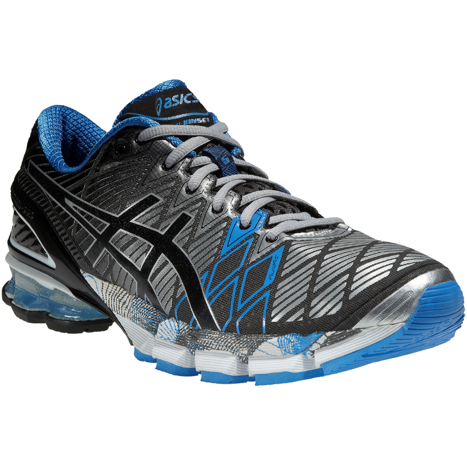 chaussures de running amorties asics gel kinsei 5 shoes aw14 wiggle france. Black Bedroom Furniture Sets. Home Design Ideas
