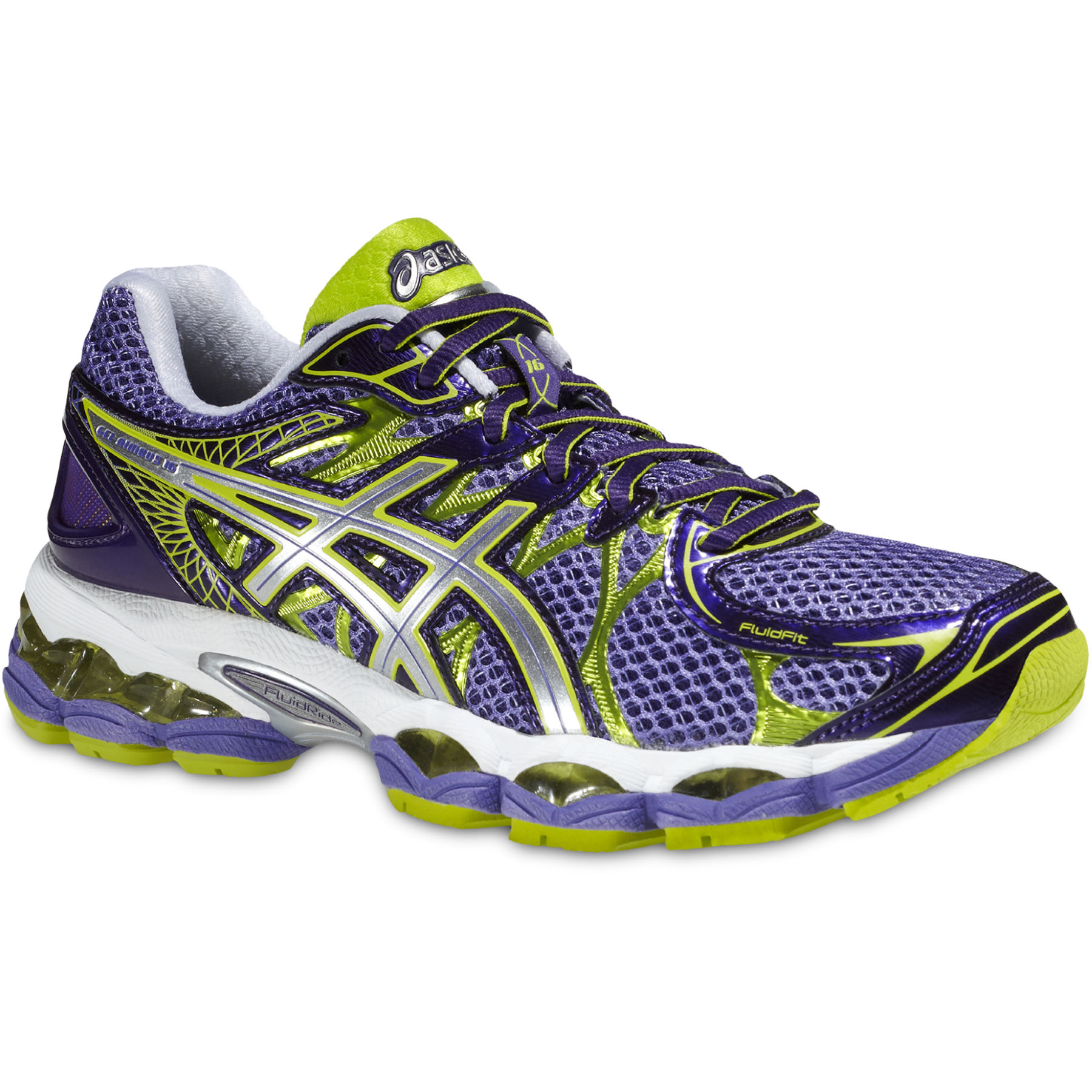 wiggle asics women 39 s gel nimbus 16 shoes aw14 cushion running shoes. Black Bedroom Furniture Sets. Home Design Ideas