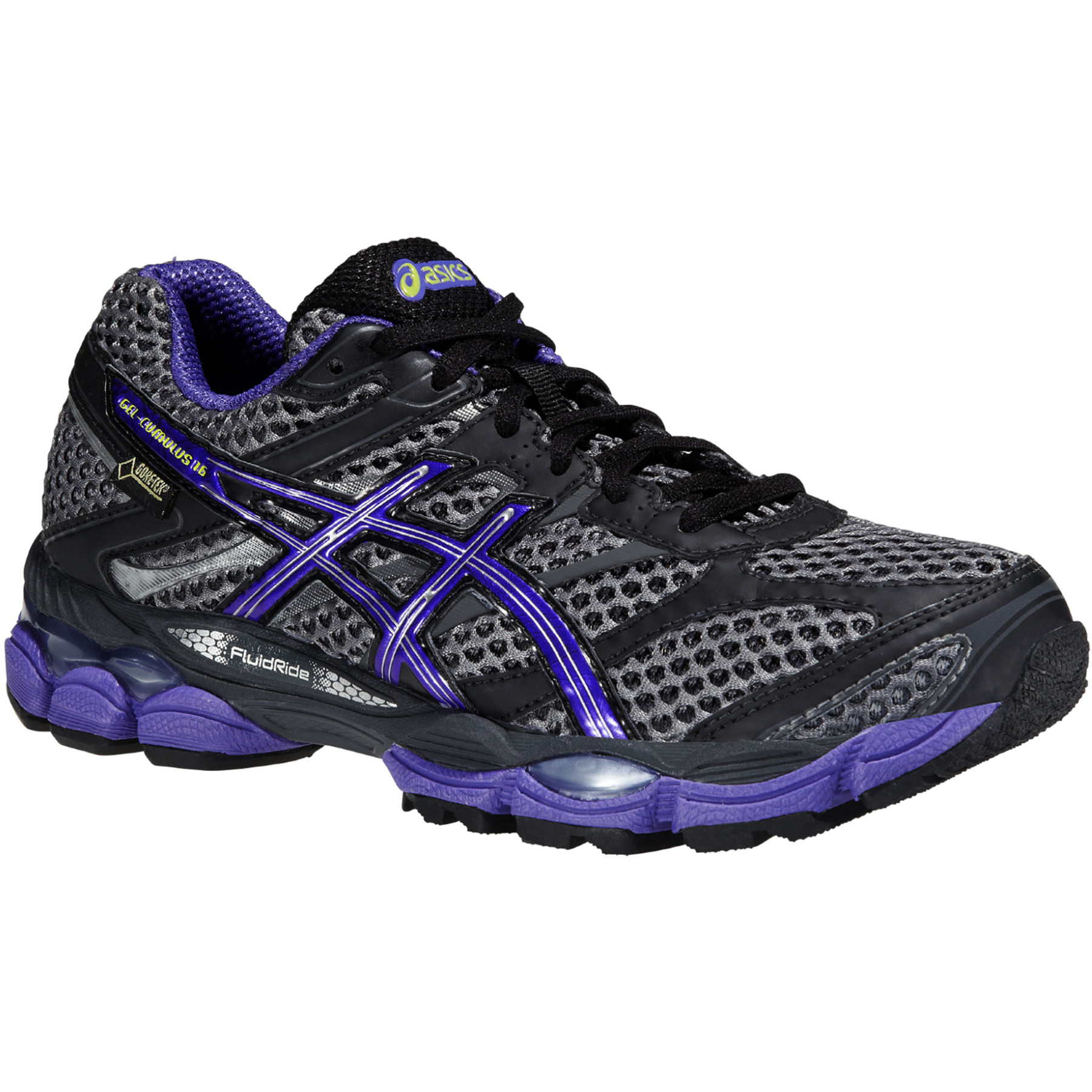 chaussures de running amorties asics women 39 s gel cumulus 16 gtx shoes aw14 wiggle france. Black Bedroom Furniture Sets. Home Design Ideas