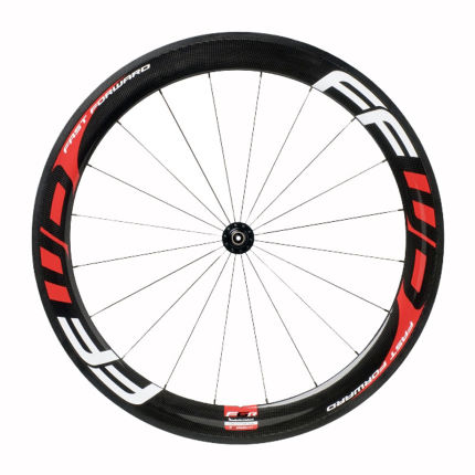 Fast Forward F6R Carbon Tubular Front Wheel