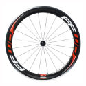 Roue avant Fast Forward F6R (carbone/alliage)