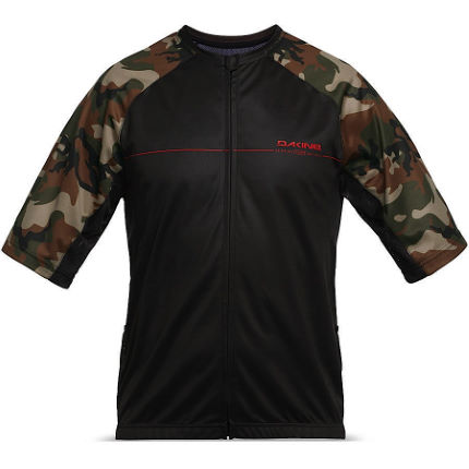 Dakine Full Throttle Short Sleeve Jersey