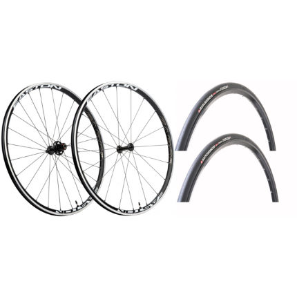 Easton EA90 Road Tubeless Wheels And Tyre Set