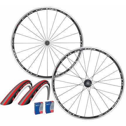 Fulcrum Racing 7 Clincher 2013 Wheel and Tyre set