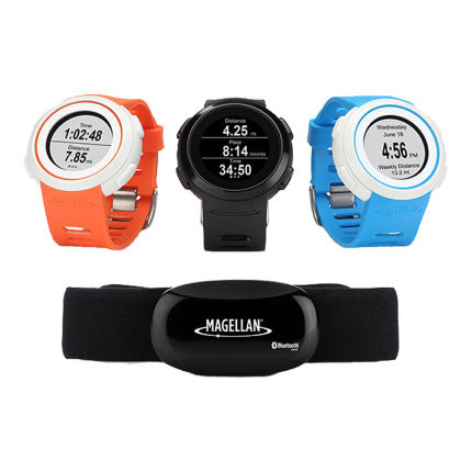 Magellan Echo Smart Running Watch with HRM