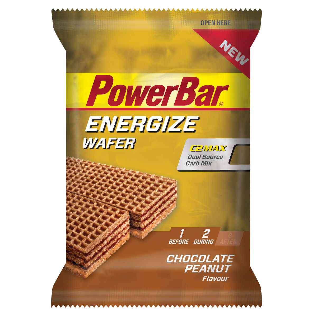 PowerBar Energize Wafer Bar (12 x 40g)