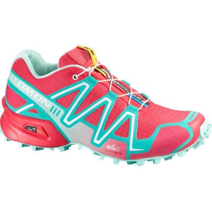 Salomon Women's Speedcross 3 Shoes - AW14