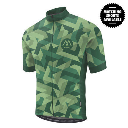 Morvelo Attack Short Sleeve Jersey