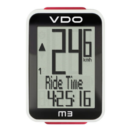 VDO M3 WR Wired Cycle Computer