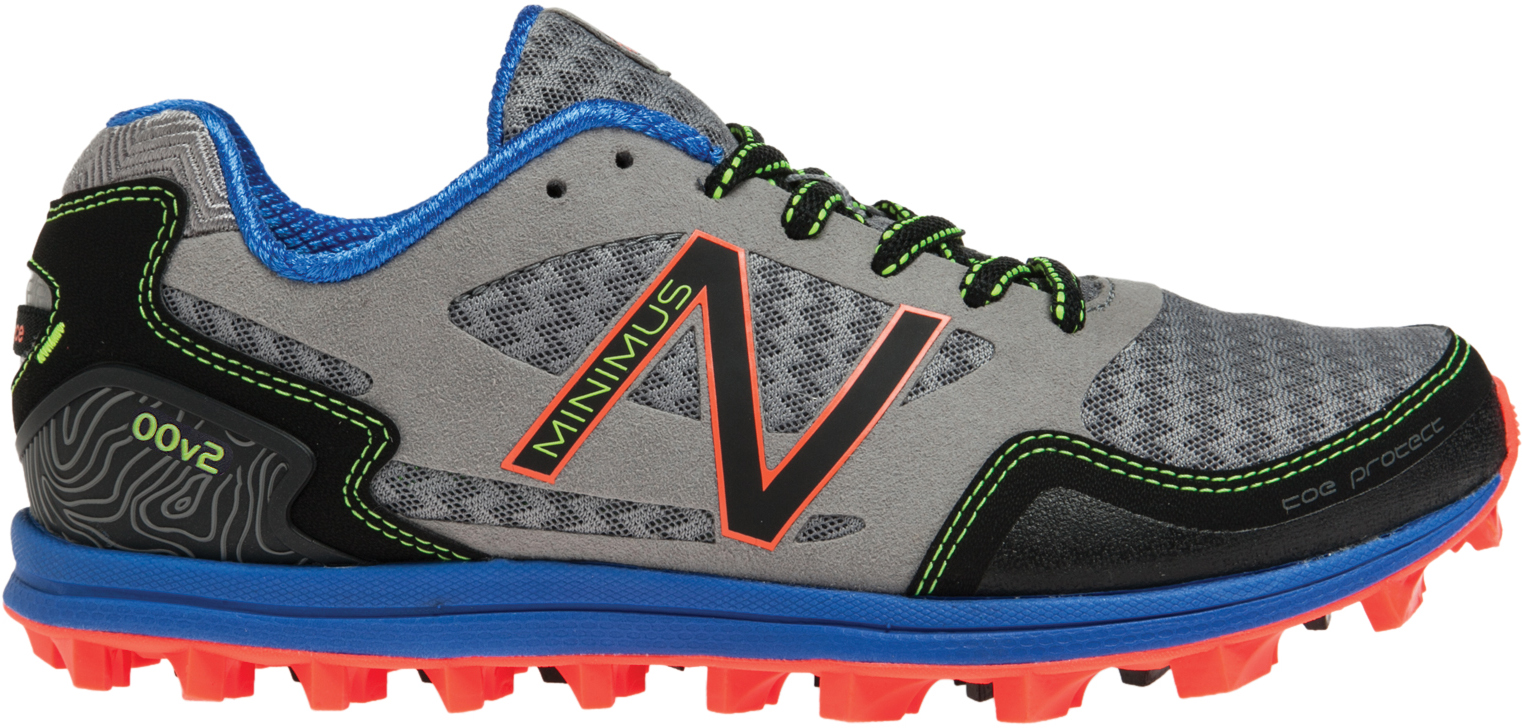 new balance minimus zero trail v2