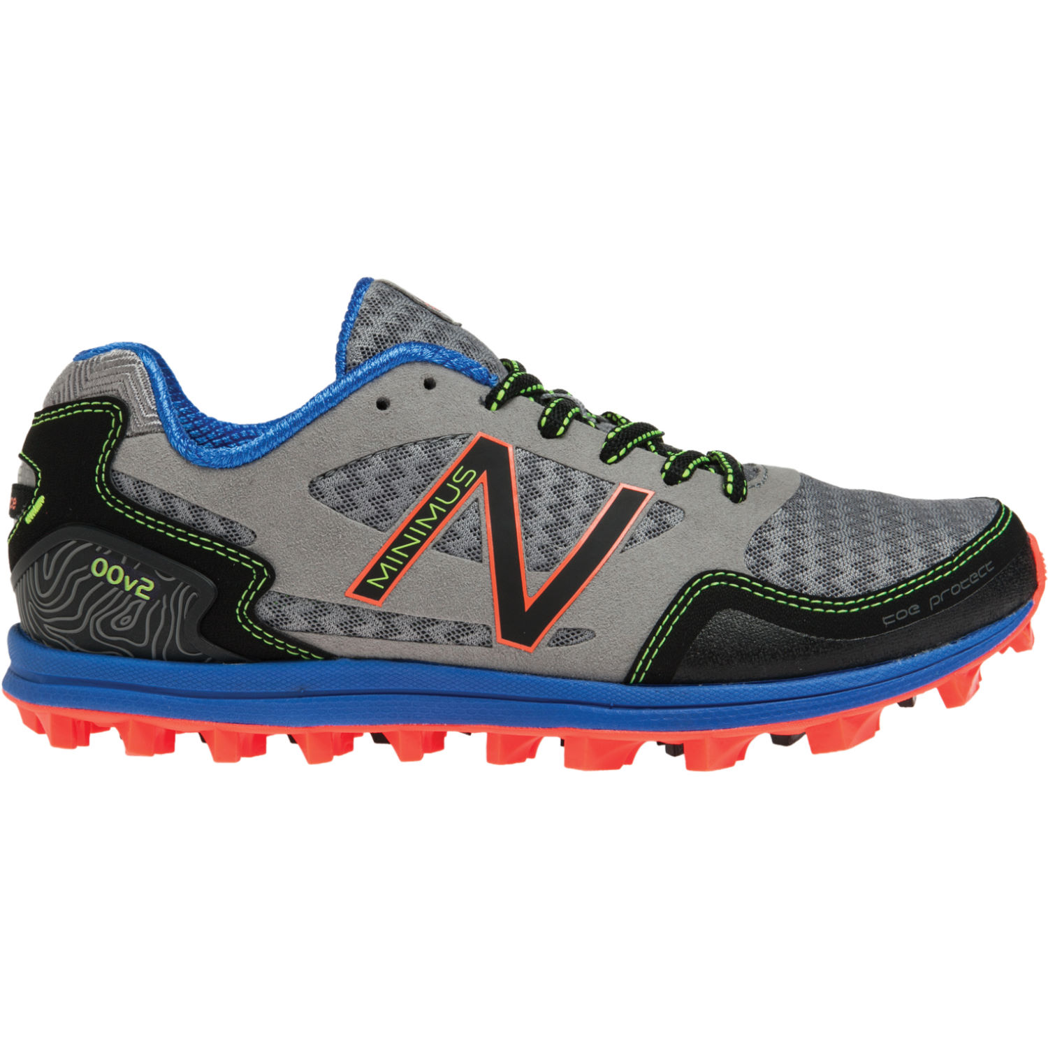 new balance minimus zero v2 road runner
