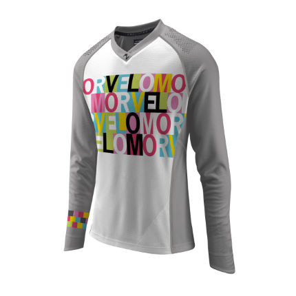 Morvelo Women's Patch MTB Enduro Jersey