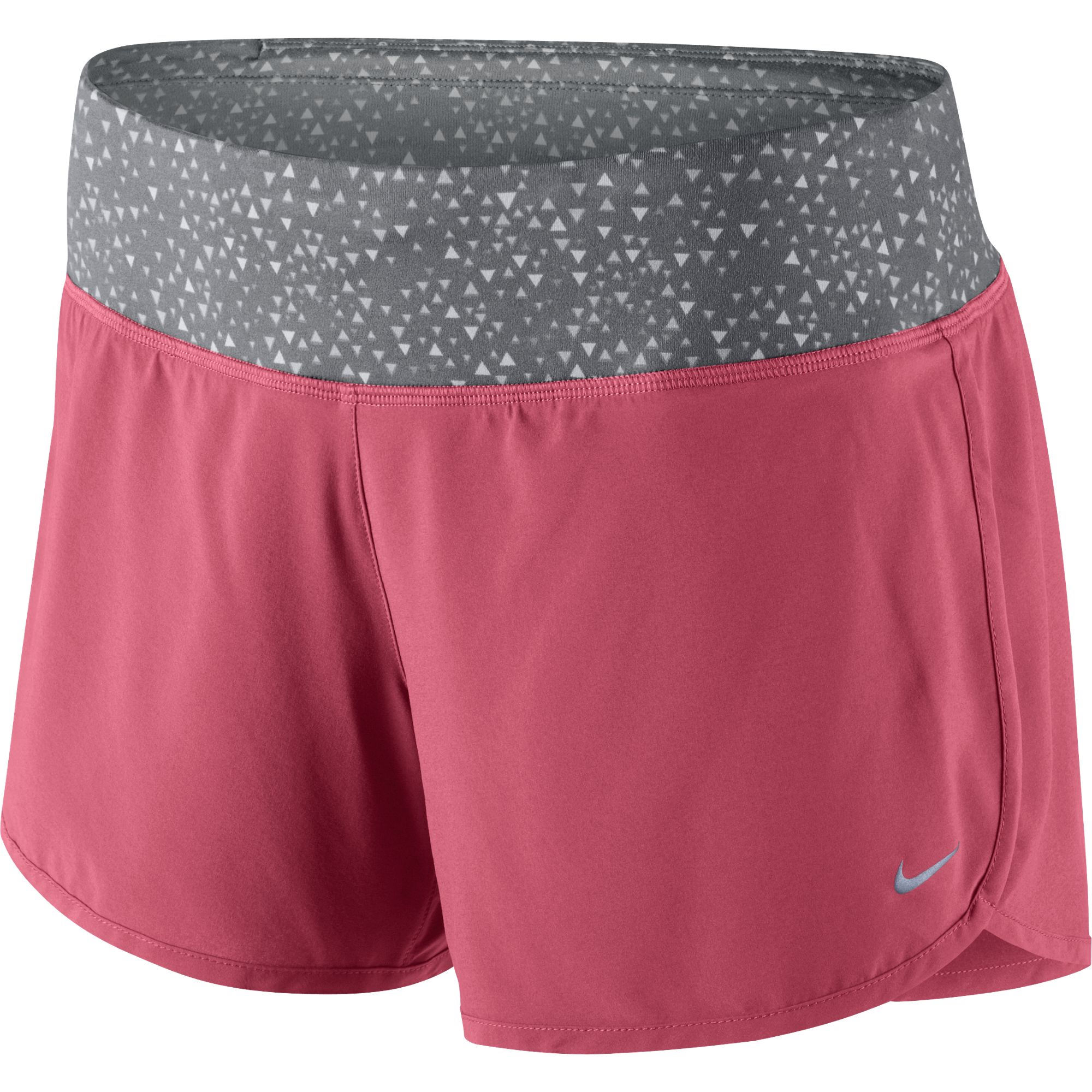 wiggle nike women 39 s 4 nike rival short su14 running shorts. Black Bedroom Furniture Sets. Home Design Ideas