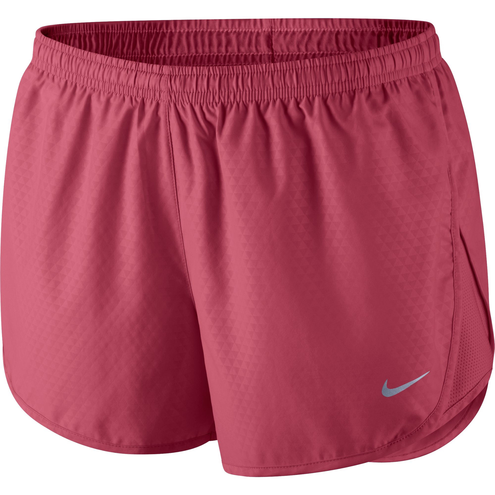 wiggle nike women 39 s mod tempo emboss run short su14 running shorts. Black Bedroom Furniture Sets. Home Design Ideas