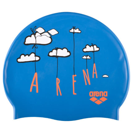 Arena Print Junior Swimming Cap
