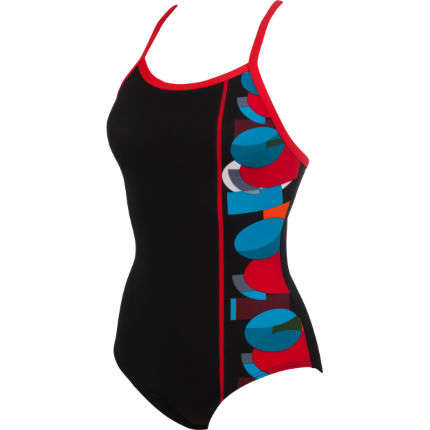 Arena Women's Asym One Piece Swimsuit