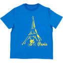 Tour de France Paris Graphic T-Shirt