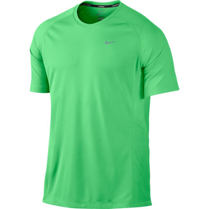 Nike Miler Short Sleeve UV (Team) - SU14
