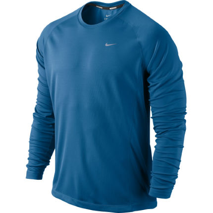 Nike Miler Long Sleeve UV (Team) - SU14