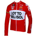 Vermarc Lotto Belisol Long Sleeve Team Jersey
