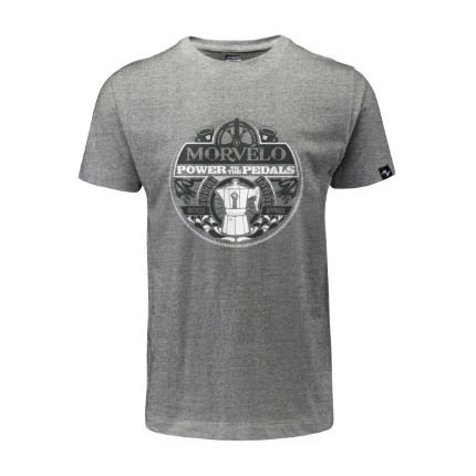 Morvelo Power to the Pedals T-Shirt