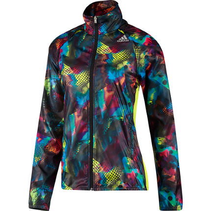 Adidas Women's Clima Training Printed Jacket