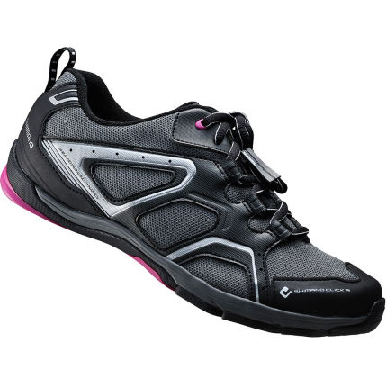 Shimano Women's CW40 Click'R Touring Shoes