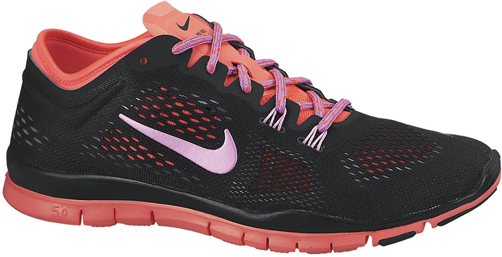 nike womens free 5.0 tr fit 4 shoes - ho14