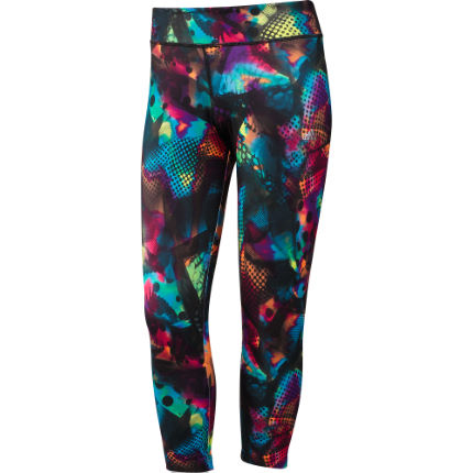 Adidas Women's Workout Pant Overprinted 3/4 Tight - SS14