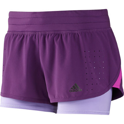 Adidas Women's Studio Power Shorts - SS14