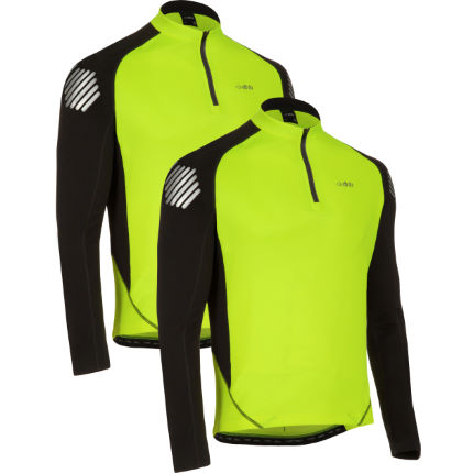 dhb Flashlight Long Sleeve Jersey - Pack of 2