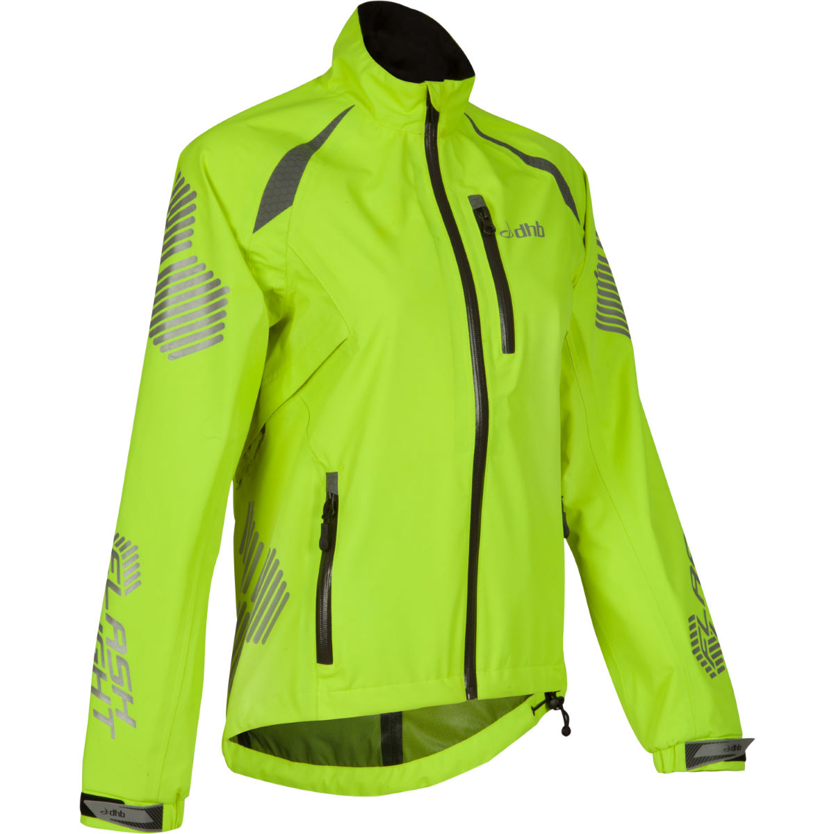 Chaqueta impermeable para mujer dhb Flashlight Highline - Impermeables - ciclismo
