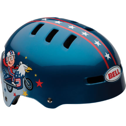 Picture of Bell Kids Fraction Helmet 2014