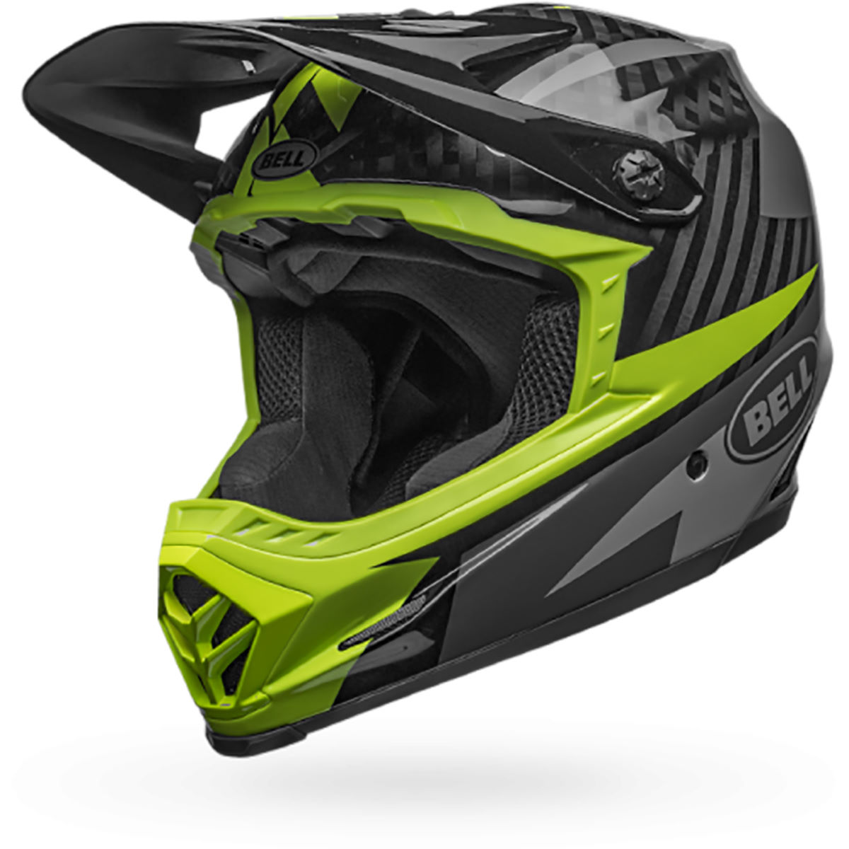 Casque VTT Bell Full-9 - XL/XXL Gloss Smoke/Shadow/P Casques