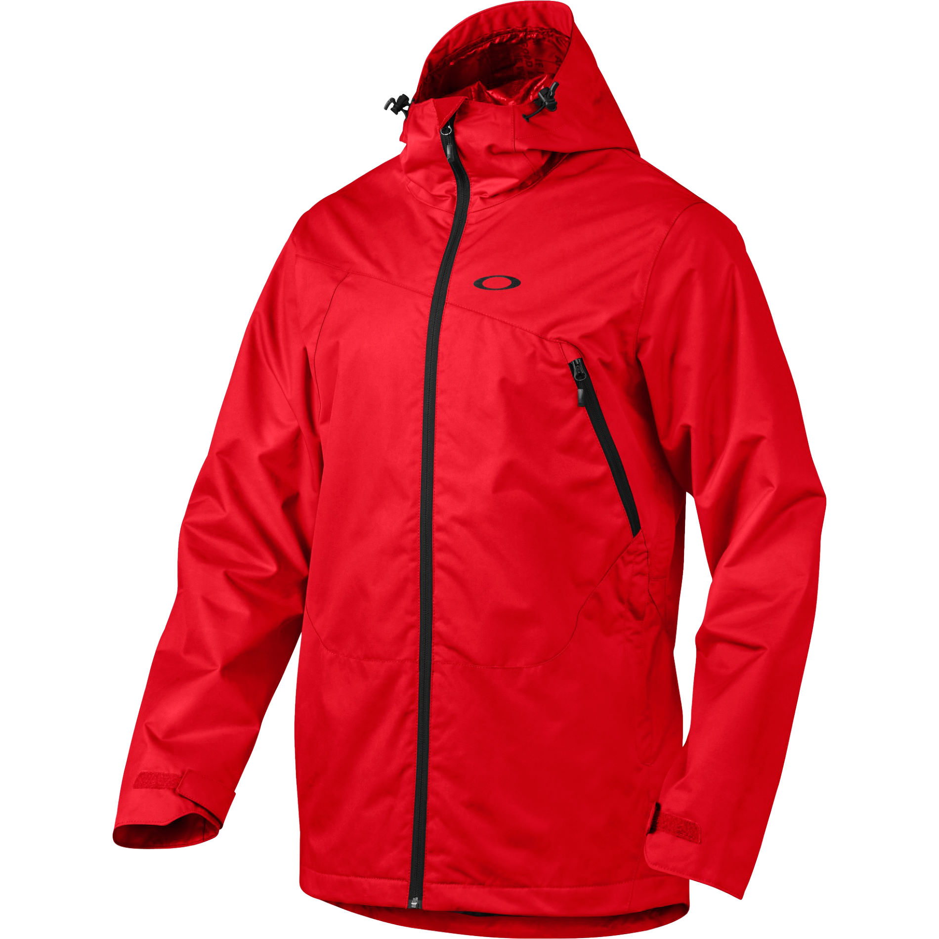 oakley red jacket xj5i  Veste Oakley Patrol Shell