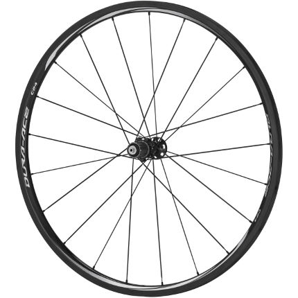 Shimano Dura- Ace 9000 C24 Carbon Tubular Rear Wheel