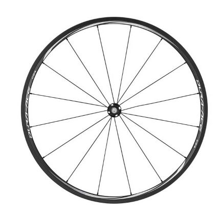 Shimano Dura- Ace 9000 C24 Carbon Tubular Front Wheel