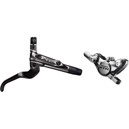 Shimano XTR M9000 Lever and PM Caliper Bled Disc Brake