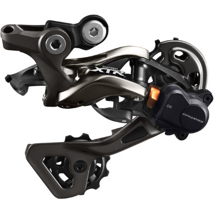 Shimano XTR M9000 Shadow Plus Bagskifter