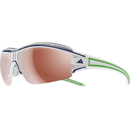 Adidas Movistar Evil Eye Half Rim Pro Sunglasses
